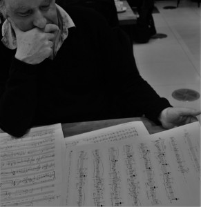 The fascination of the score. Conversation with Douglas Young, making plans to record his fantastic string quartet and trio - and much talk of Paul Klee http://wp.me/pH1iH-5g8