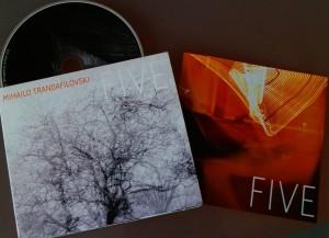 New Album of chamber, solo and choral mucsic by Mihailo Trandafilovski on INNOVA
