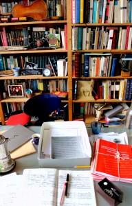 Ole Bull, David Gorton, Nigel Clarke, Coffee, pens, pencils, erasers. Work 24 5 15
