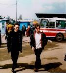 Widmann and PSS. Odessa 1999. Photo: JP Schulze