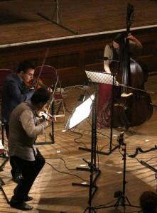 PSS, Mihailo Trandafilovski and Rachel Meerloo playing Paganini's 'Divertimenti Carnavaleschi'