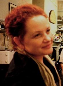 Malene Skaerved, back at Dover Arts Development homebase, after the concert!