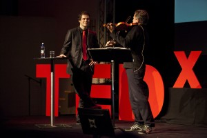 Answering Questions at TEDx Bergen September 29th 2013