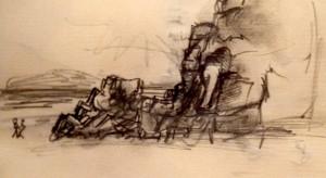 The Black Cliffs