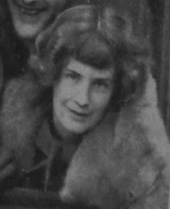 Beatrix Marr, in 1936, from a newspaper article about the Boyd Neel Orchestra
