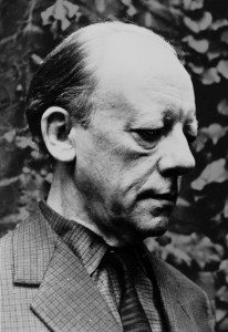 Composer Alan Rawsthorne