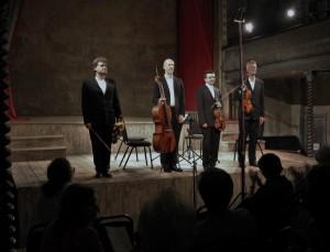 Kreutzers on Stage at Wiltons 16 6 15 (Photo Malene Skaerved)