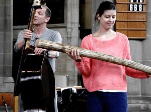 Nigel finds a new profession, and Rachel Meerloo works on her rainstick technique
