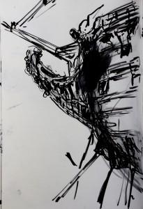 Vasa. Figurehead 19 8 14