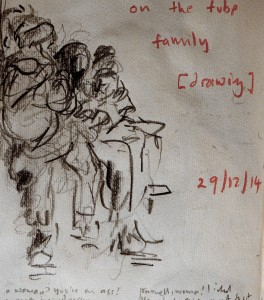 Family Drawing 29 12 14