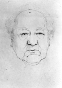Sir William Curtis,by Sir Francis Leggatt Chantrey, pencil, 1827