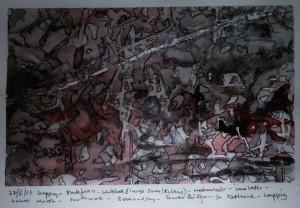 Wapping-Whitehall(Inigo Jones/Rubens)-Lambeth-Lower Marsh-Bermondsey