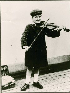 Scanned photograph