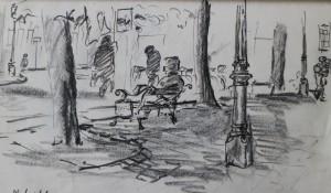 5pm Nikolajplads July 1992