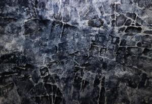 Crossing 0 Meridian, Chalk on the Path, Océan de terre. 16-17/12/15