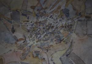 Rain on the Granite Path/Westmans Wood 10 1 16