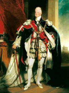 Portrait by Sir Martin Archer Shee