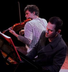 With Daniel-Ben Pienaar Wiltons Music Hall 14 2 16