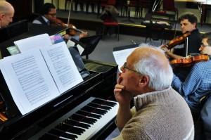 The Composer Listens