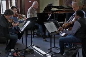 Kreutzer Quartet with Michael Finnissy