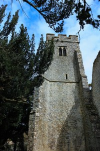 Naturally, the path from Dover West is a fraught with memories of pilgrimage as anything else, reminding me that so many who went to fight had the words and images evoked by John Bunyan in their minds and ears. A ruined roadside church and the everpresent Yew trees