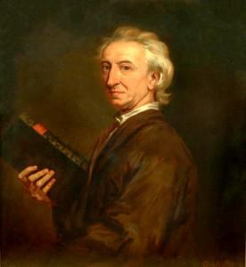 JohnEvelyn by Godfre Kneller 1687
