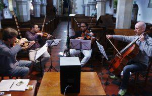 Kreutzer Quartet recording Michael Slayton-Sursum 23 5 16