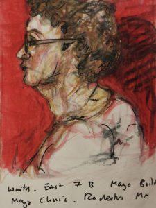 Woman Waiting. Mayo Clinic 6 9 16