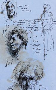 Lucretius on Broadway.'denique saepe hominem paulitem cerinimus...' 1/8/16