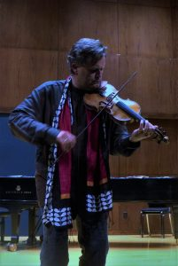 Performing at Ithaca 13 9 16