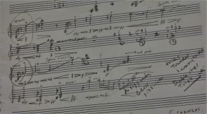 Composer's Sketch, with additions from Evis Sammoutis and PJSS 15 9 16