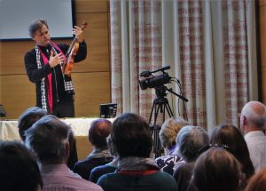 Talking about Viotti and Stradivari